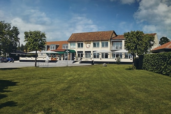 Billede af Molskroen Strandhotel i Ebeltoft
