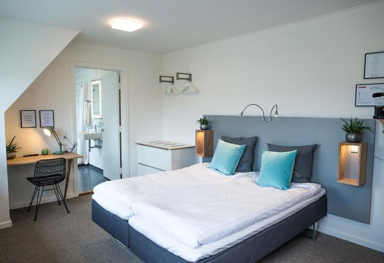 Refborg Hotel & Spiseri, Billund, Single Room, Guest Room