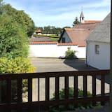 Vista al jardín
