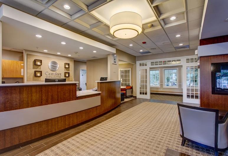 Comfort Inn & Suites, North Conway, Reception