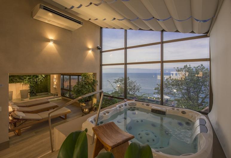 Hotel Gran Marquise, Fortaleza, Bồn tắm spa trong nhà