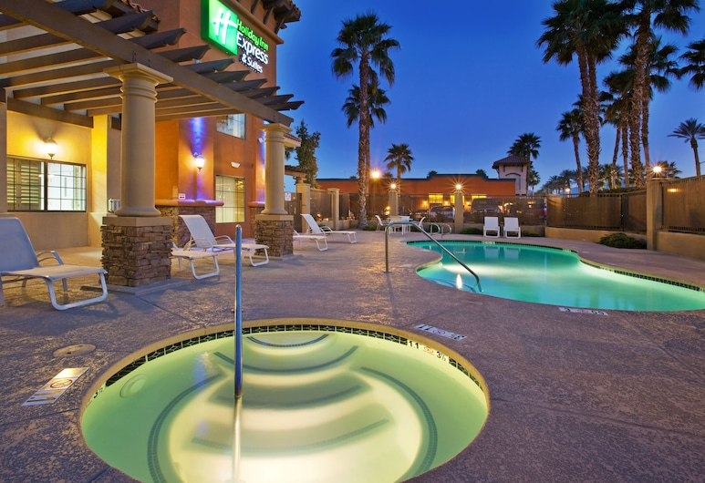 Holiday Inn Express & Suites Rancho Mirage, an IHG Hotel, Ранчо-Міраж, Басейн