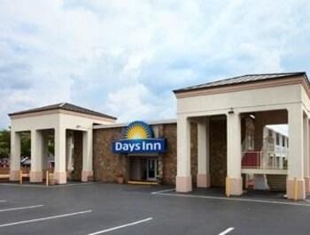 Fotografia hotela (Days Inn Charlottesville/University Area) v meste Charlottesville