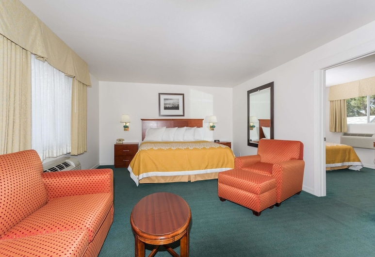Days Inn by Wyndham Kimball, Kimball, Suite, hladnjak, Soba za goste