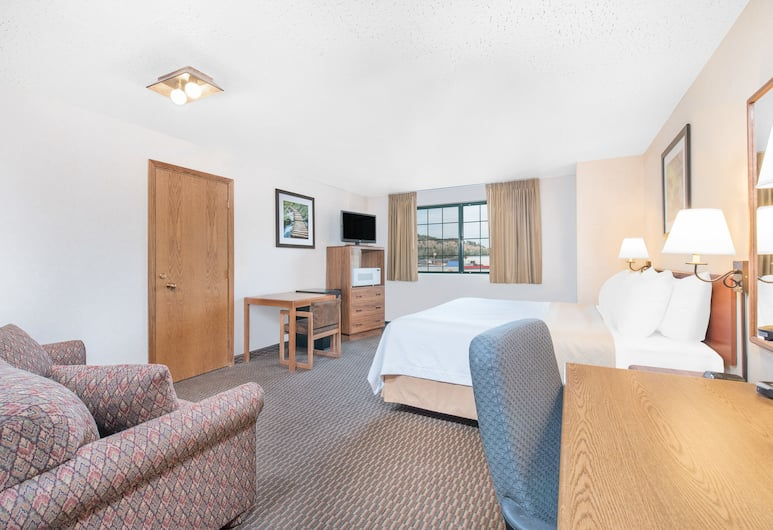Days Inn by Wyndham West Rapid City, Rapid City, Room, 1 King Bed, Guest Room