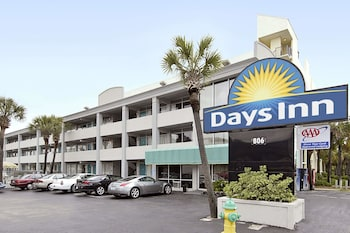 Myrtle Beach bölgesindeki Days Inn Grand Strand resmi