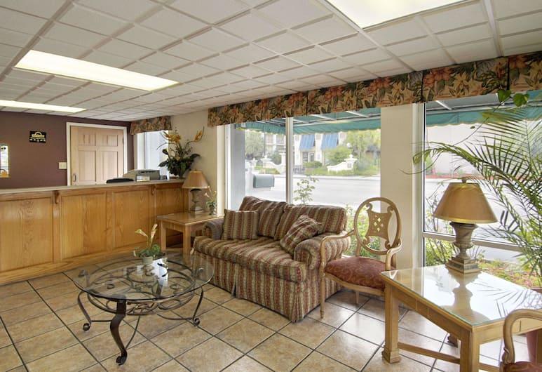 Days Inn by Wyndham Myrtle Beach-Grand Strand, Myrtle Beach, Lobi