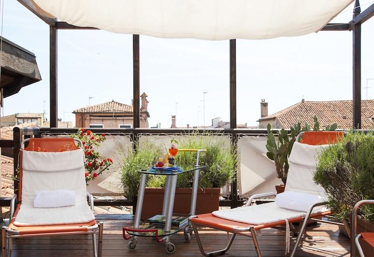 Ca' Pisani Hotel, Venise, Bar de l'hôtel