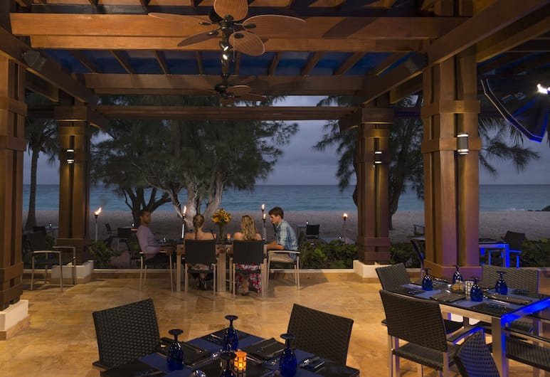 Divi Southwinds Beach Resort, St. Lawrence Gap, Romantisk restaurang