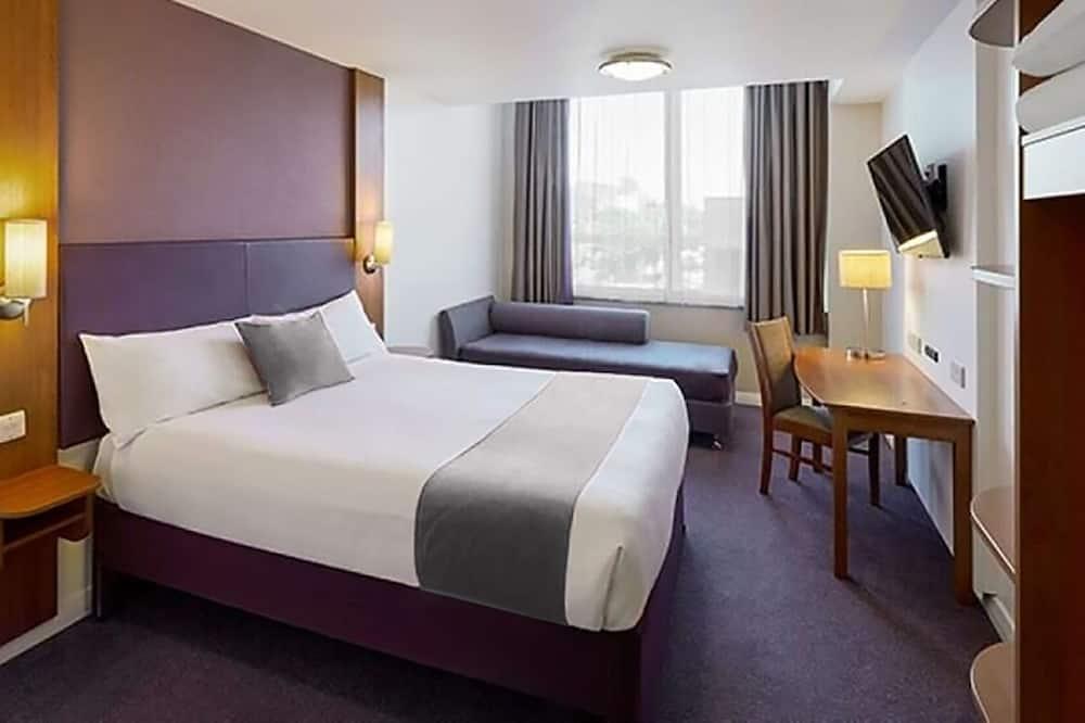 Liukso klasės kambarys, 1 standartinė dvigulė lova, Nerūkantiesiems - Pagrindinė nuotrauka