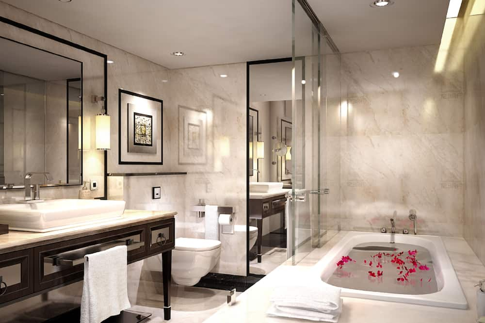 Executive-sviitti - Kylpyhuone