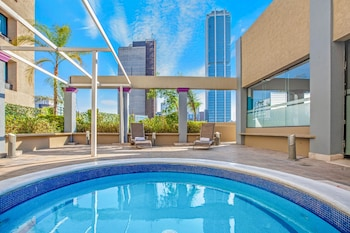 תמונה של CHN Hotel Monterrey Centro, Trademark by Wyndham במונטריי