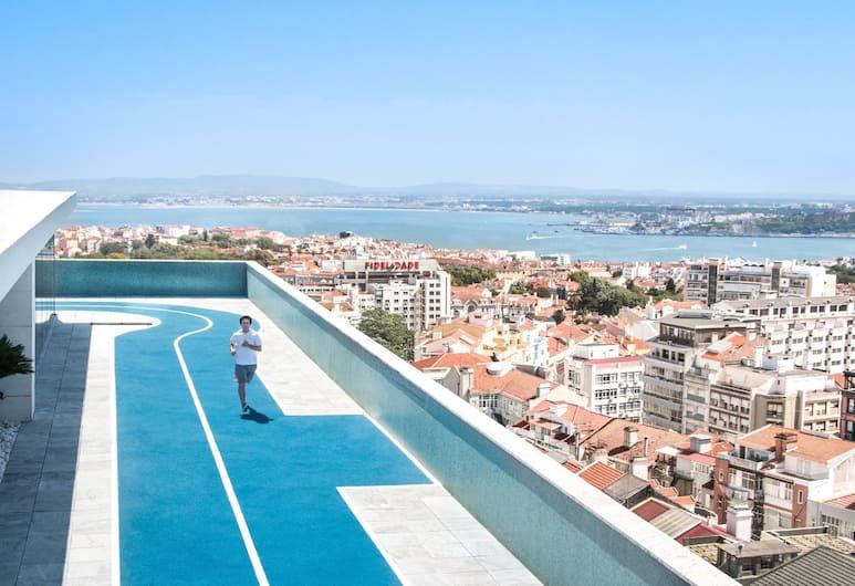 Four Seasons Hotel Ritz Lisbon, Lisboa, Gimnasio