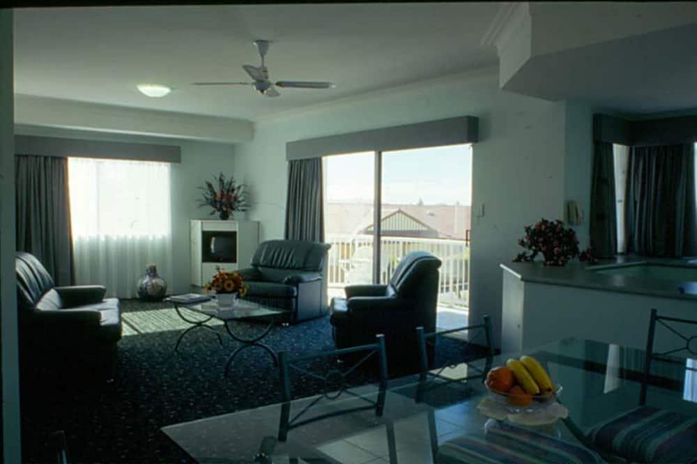 Kamar Eksekutif, dapur kecil (Executive Suite) - Ruang Keluarga