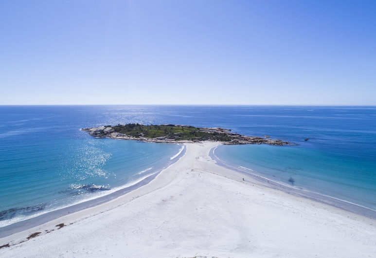 Diamond Island Resort & Bicheno Penguin Show, Bicheno, Hotelli territoorium