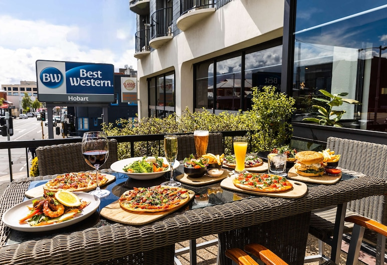 Best Western Hobart, Hobart, Bar do Hotel