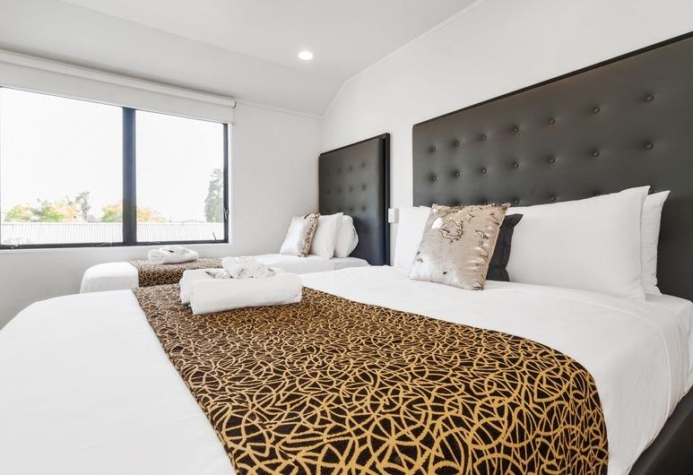 Auckland Airport Motel, Mangere, Διαμέρισμα, 1 Υπνοδωμάτιο, Δωμάτιο επισκεπτών