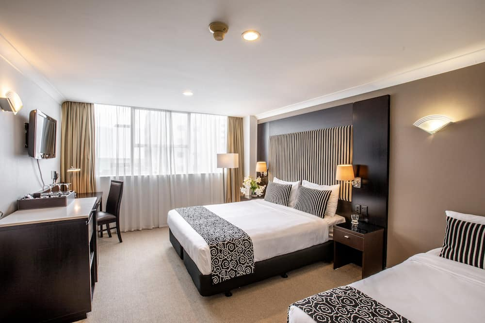 Superior Double Double Room With Air Conditioning - Guest Room