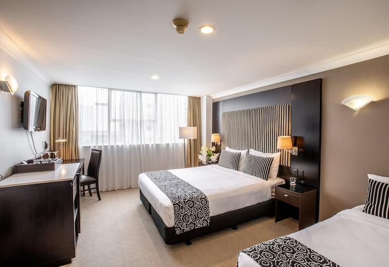 ميركيور ويلينجتون أبيل تاسمان, ولنجتون, غرفة سوبيريور مزدوجة (With Air Conditioning), غرفة نزلاء