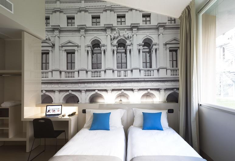B&B Hotel Firenze Novoli, Florence, Twin Room, Non Smoking, Guest Room