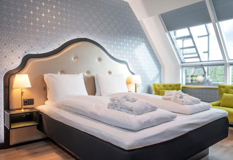 Thon Hotel Cecil, Oslo, Juniorsvit - icke-rökare, Gästrum