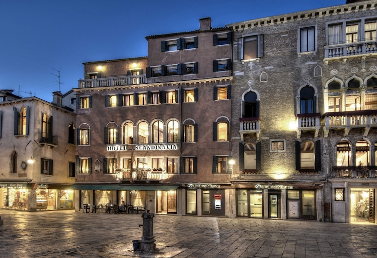 Hotel Scandinavia - Relais, Venise
