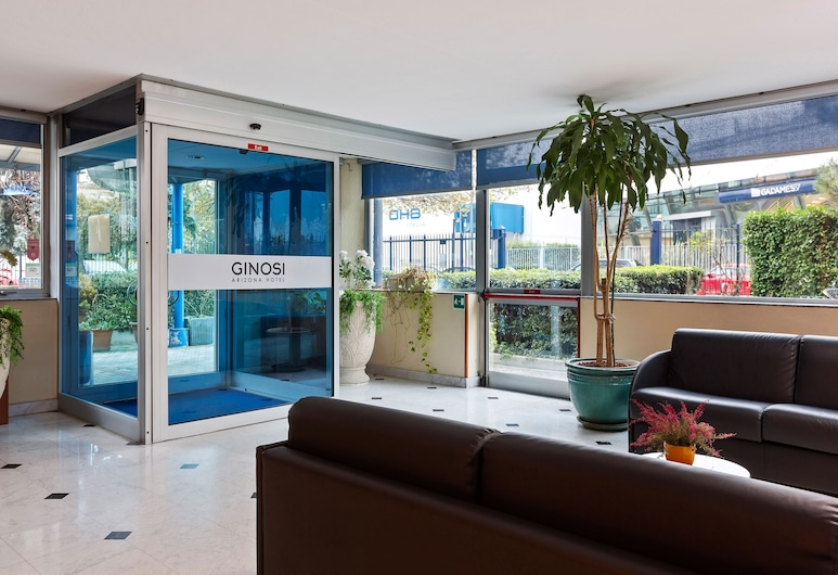 Ginosi Arizona Hotel, Milano, Hall