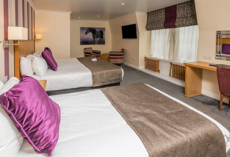 Aberdeen Douglas Hotel, Aberdeen, חדר משפחתי, מספר מיטות, חדר אורחים