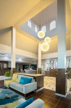 在华雷斯城的华雷斯城美国领事馆旁克里斯托商务酒店照片