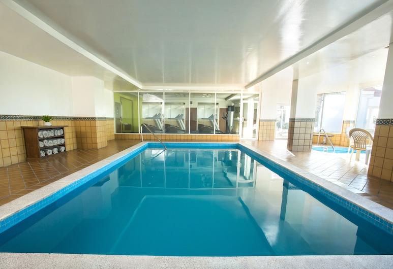 華雷斯城美國領事館旁克里斯托商務飯店, 華雷斯城, 室內游泳池