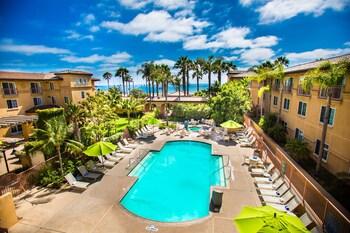 Carlsbad bölgesindeki Hilton Garden Inn Carlsbad Beach resmi