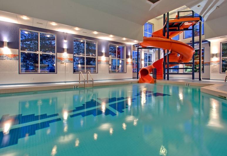 Holiday Inn Express Hotel & Suites Calgary S-Macleod Trail S, Calgary, Zwembad