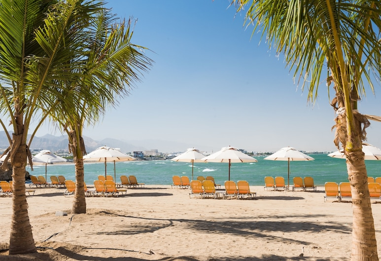 Crowne Plaza Muscat, Muscat, Spiaggia