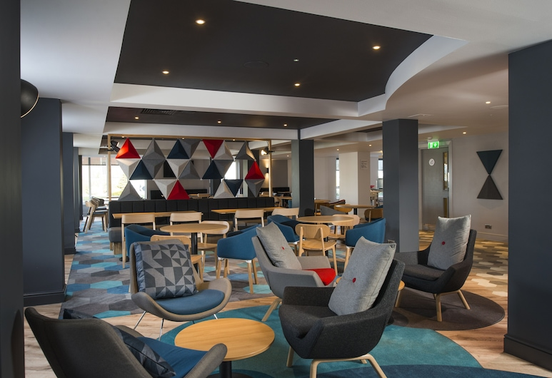 Holiday Inn Express Edinburgh - Leith Waterfront, Edinburgh, Lobby