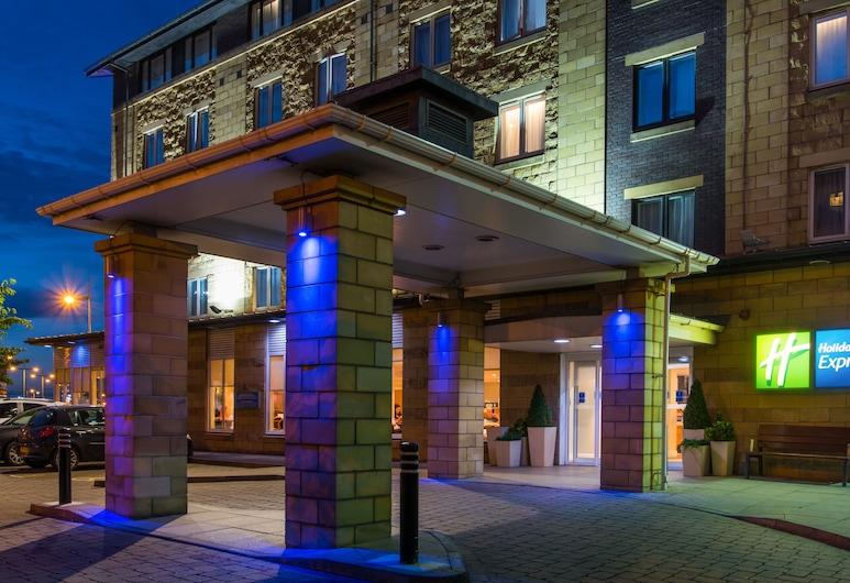 Holiday Inn Express Edinburgh - Leith Waterfront, Édimbourg, Entrée de l'hôtel