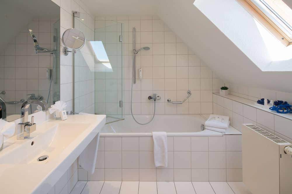 غرفة عادية - سرير مزدوج - بمطبخ مصغر (Cozy) - حمّام
