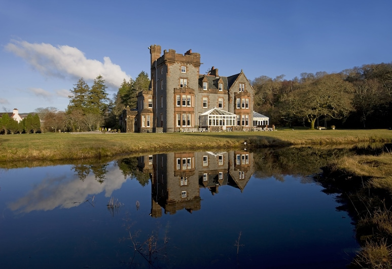 Isle of Eriska Hotel and Spa, Oban