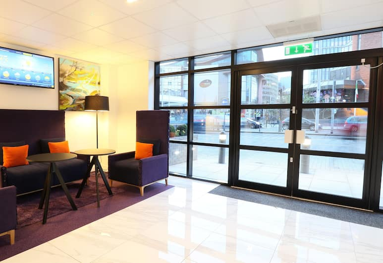 Citrus Hotel Cardiff by Compass Hospitality, Cardiff, Interior Entrance