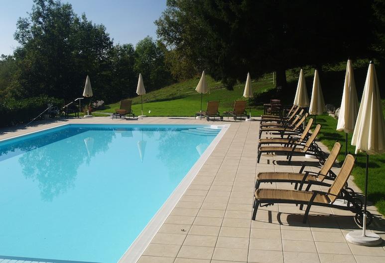 Romantik Hotel Die Gersberg Alm, Bang Salzburg , Hồ bơi ngoài trời