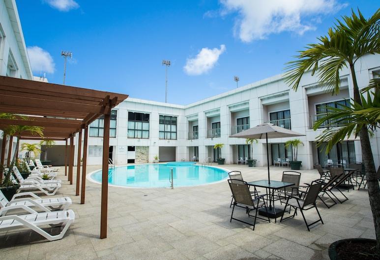 Royal Orchid Guam Hotel, Tamuning, Vanjski bazen