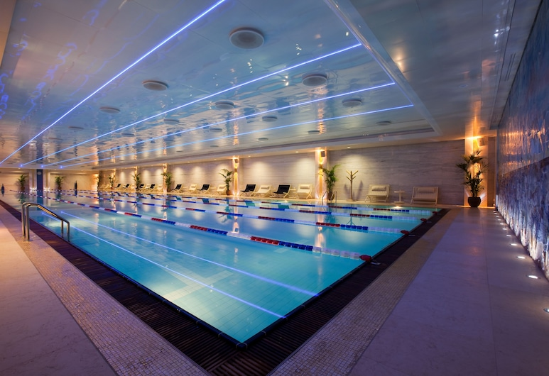 Radisson Collection Hotel, Moscow, Moskau, Pool