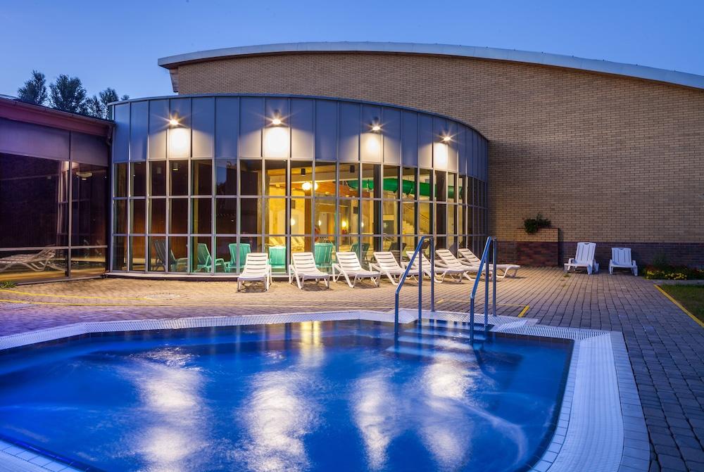 Hotel Mercure Mragowo Resort&Spa, Mragowo, Спа-ванна на свежем воздухе