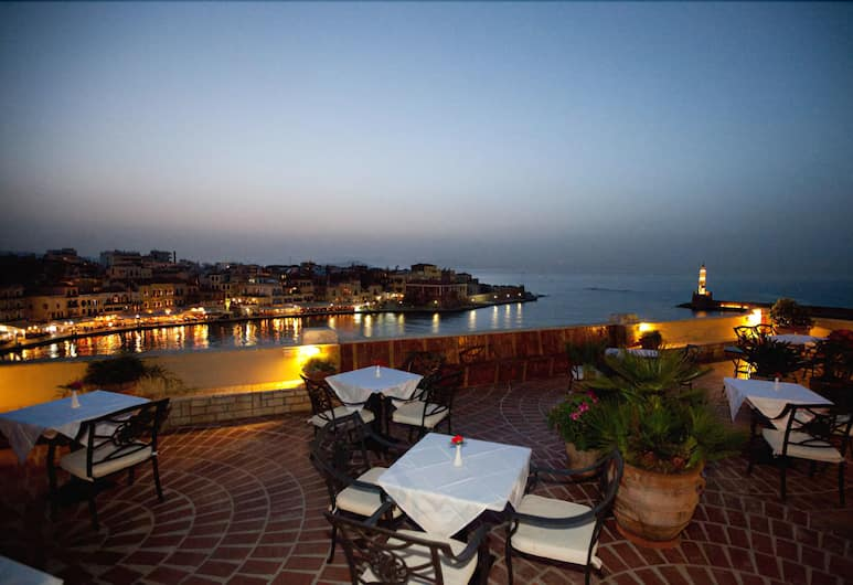 Pandora Suites, Chania, Outdoor Dining