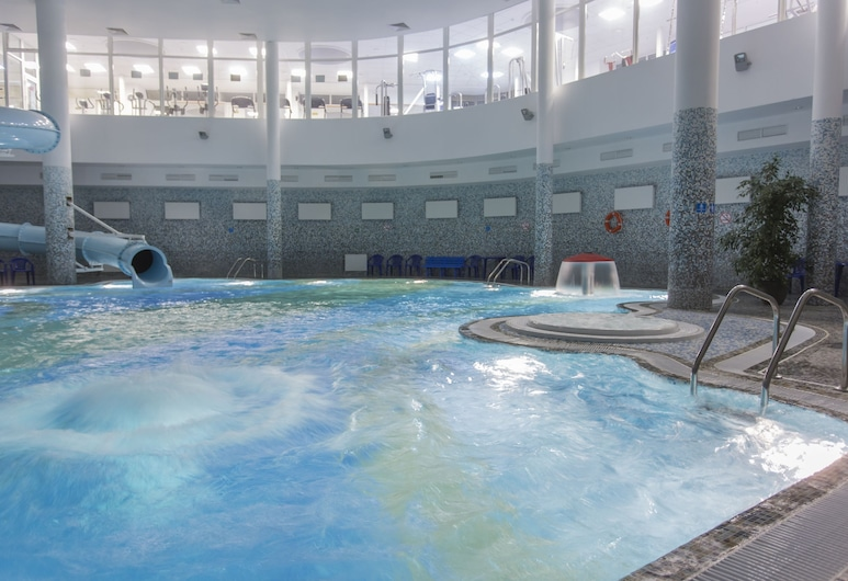 Belarus Hotel, Minsk, Indoor Pool
