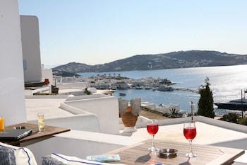 Hình ảnh Hotel Madalena tại Mykonos
