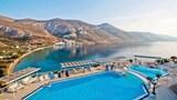 hôtel Amorgós, Grèce