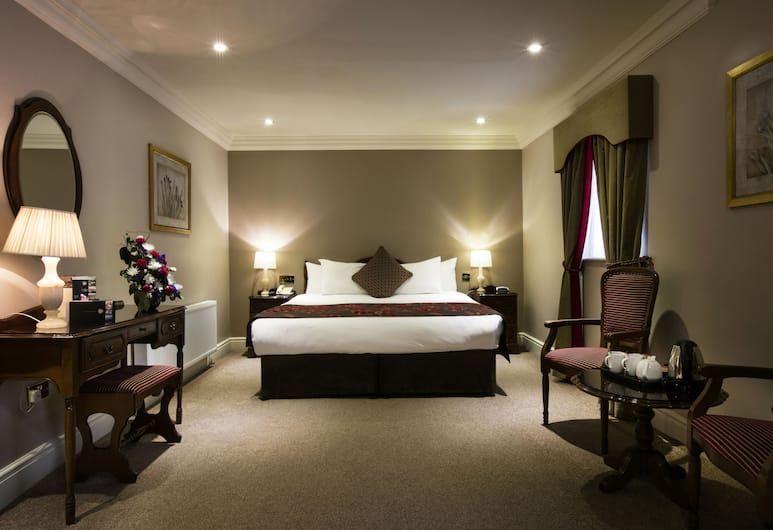 Harrington Hall, Dublin, Double Room, Guest Room