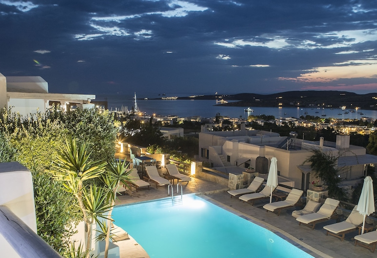 Paros Palace, Paros, Pool