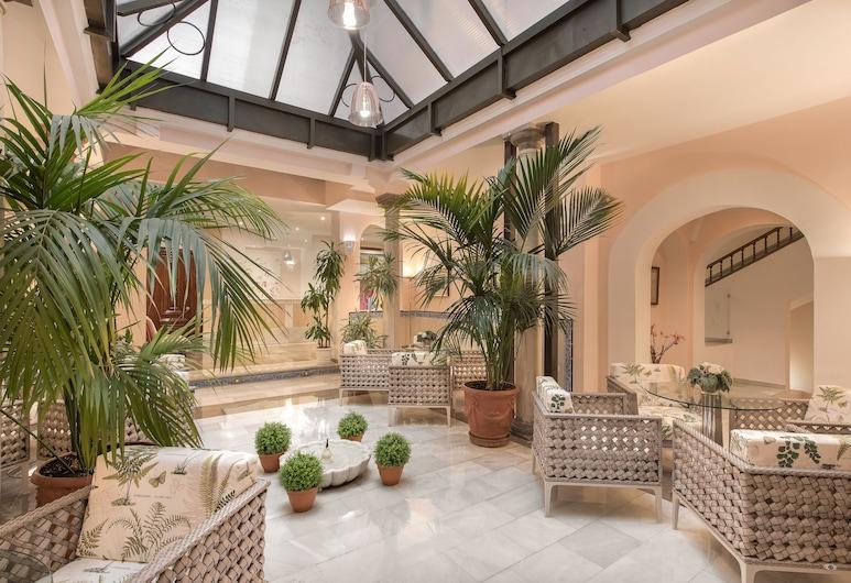 Hotel Anacapri, Granada, Ruang Duduk Lobi