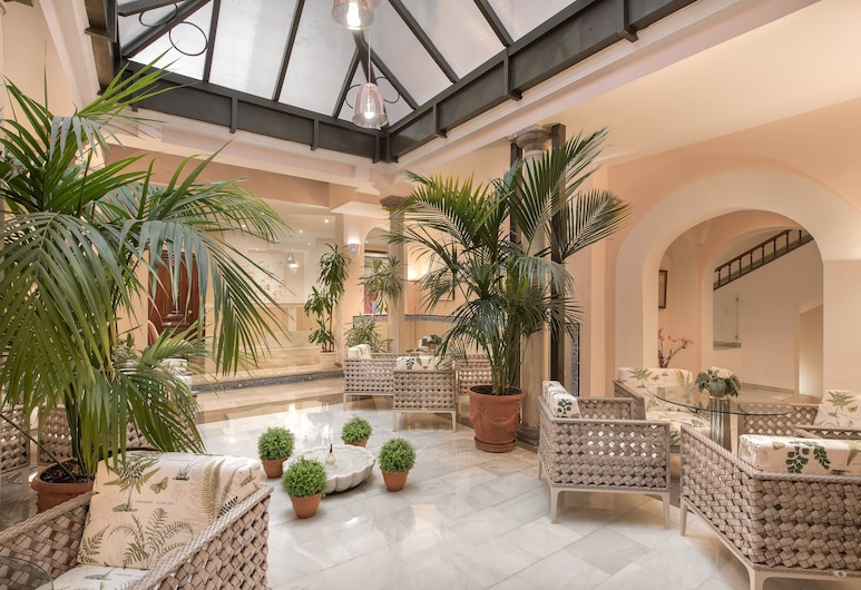 Hotel Anacapri, Granada, Zitruimte lobby